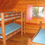 One bedroom cabin
