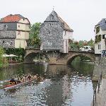 Bridge houses