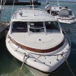 Baros transfer boat