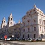 Mafra. Mosteiro Palácio Nacional.