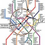Moscow Metro: How to move from the hotel to Red Square