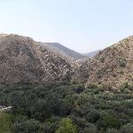 View down the valley from Amizmiz
