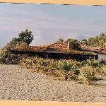 Das Restaurant am Strand