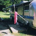 """our airstream. Now my """"home away from home"""""""