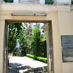 新教徒墓地1
