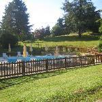 piscine de la cheminée d'Angèle