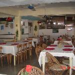 De Los Reyes Dining Area