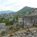 View of Kayaköy