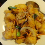 se-chaun deep fried fish