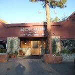 The lodge at Jacob Lake