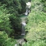 神蛇滝。ほんとうに美しい。。