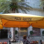 Pizza Rustica Foto