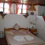 The lovely bedroom # 4 at Beyaz Gul