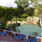 Photo de Hotel Cala Ferrera