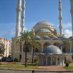la moscheea di Manavgat bellissima