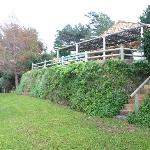 La terrasse d'Angelica