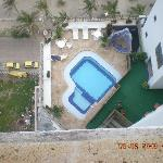 piscinas piso 10 y 18