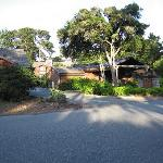 Pacific Gardens Inn from Asilomar Blv.