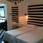 la nostra prima stanza - our first room
