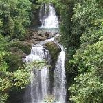 the picture perfect waterfall