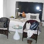 trendy room