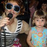 Chiara con Arturo il Bagnino!