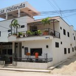 Casa Holanda in the center of town and 40mtr from the beach