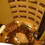 17階から10階のレストランを撮りました。