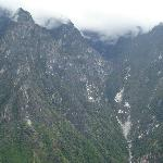 Majestic peaks of Leapint Tiger Gorge