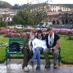 Cusco's Plaza