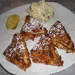 Monte Cristo Sandwich  - SO GOOD!!