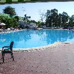 the very large pool
