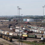 Union Pacific Railroad Bailey Yard