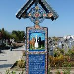 The Merry Cemetery story