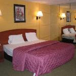 Bayshore Inn - room
