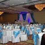 Room Design for Reception Day