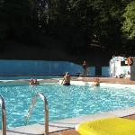 Swimming pool at Camping Internazionale