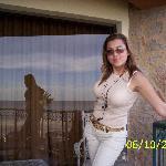 Balcom del hotel Sonoran Sea P.Penasco