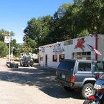 Karen's Diner-Hwy view