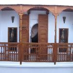 Excellent balcony