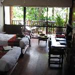Two bed room at the La Residence Angkor