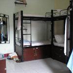 Dorm room, sleeps 12