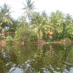 Club Palm Bay lagoon