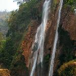 A nee sa khan water fall,