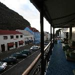 Upper Veranda, Consulate Hotel