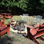 Picnic, BBQ, Fire Pit area