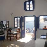 Inside Villa Paride