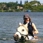 Riding at Palma Sola