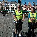 Segway Brugge: I want one of my own!!