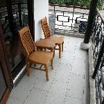 Balcony - Deluxe Room